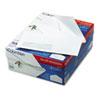 Poly Klear Single Window Envelopes, #10, 4 1/8 X 9 1/2, White, 500/box