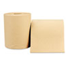 Nonperforated Paper Towel Roll, 8 X 600ft, Brown, 12 Rolls/carton