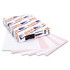 Premium Digital Carbonless Paper, 8-1/2 x 11, White/Pink, 2,500 Sets