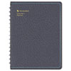 Recycled Undated Teacher's Planner,Black, 8 1/4