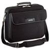 Notepac Laptop Case, Ballistic Nylon, 15 3/4 x 5 x 14 1/2, Black