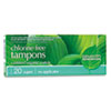 Picture of Chlorine-Free Organic Cotton Tampons 20Box