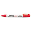 Permanent Paint Marker, Medium Point, Red