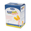 E·A·Rsoft Blasts Earplugs, Corded, Foam, Yellow Neon, 200 Pairs
