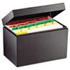 SteelMaster® Index Card File Holds 625 5 x 8 cards, 8-9/16 x 5-3/16 x 5-7/8 MMF263855BLA