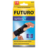 "Energizing Wrist Support, S/M, Fits Left Wrists 5 1/2""- 6 3/4"", Black, 12/Carton"
