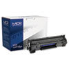 Compatible with CB435AM MICR Toner, 30,000 Page-Yield, Black