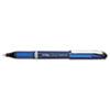 Pentel® EnerGel NV Liquid Roller Ball Stick Gel Pen, Black Ink, Needle PENBLN25A