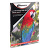 Innovera® High-Gloss Photo Paper, 8-1/2 x 11, 50 Sheets/Pack IVR99550