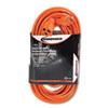 Indoor/outdoor Extension Cord, 50ft, Orange