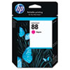 HP NO 88 VIVERA MAGENTA INK CART  9 ml