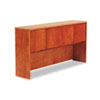 Alera Verona Veneer Series Storage Hutch With 4 Doors,71w x 15d x 36-1/2h,Cherry