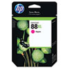 HP NO 88 VIVERA Magenta INK CART 17.1MIL