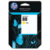 HP NO 88 VIVERA YELLOW INK CART  9 ml