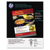 "HP Glossy Brochure & Flyer Paper, 8.5"" x 11"", 150 Sheets"