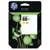 HP NO 88 VIVERA Yellow INK CART 17.1MIL