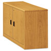 Picture of 10700 Series Locking Storage Cabinet 36w x 20d x 29 12h Harvest