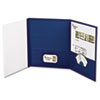 Oxford® YourStyle™ Custom Tri-Folio Presentation Folder