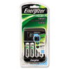 Recharge Smart Charger, 4 AA Batteries