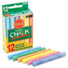 CHALK,PRANG,12CT,AST