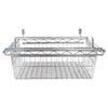 Alera® Wire Shelving Sliding Wire Basket