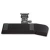 Lever Less Lift N Lock California Keyboard Tray, 28 X 10, Black