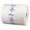 "High-Capacity Premium Towel Roll, 8 1/4"" x 425ft, White, 12 Rolls/Carton"