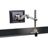 Desk-Mount Flat Panel Monitor Arm with Dual Extension