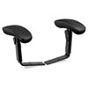 Adjustable Height Arms for 7700 Series Chairs, Black