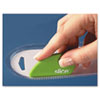 Slice Safety Cutter, Ceramic Blade, Green