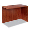 Alera Valencia Series Reversible Return/Bridge Shell, 42w x 23 5/8d, Med Cherry
