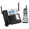 SB67138 DECT6 Phone/Ans System, 4 Line, 1 Corded/1 Cordless Handset