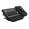 Tilt 'n Slide Keyboard Manager With Comfort Glide, 19-1/2w X 11-1/2d, Black
