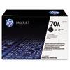 HP 70A, (Q7570A) Black Original LaserJet Toner Cartridge