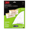 3M Inkjet Parchment Business Cards - D420I