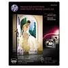 HP Premium Plus Photo Paper, 80 lbs., Soft-Gloss, 8-1/2 x 11, 25 Sheets/Pack HEWCR671A