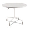 "RSVP Series Round Table Top, Laminate, 42"" Diameter, Gray"