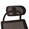 Headrest For K8 Chair, Mesh, Black