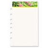 Day-Timer® Garden Path Note pads for Organizer
