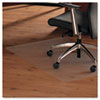 Floortex® ClearTex Ultimat® Anti-Slip Polycarbonate Chair Mat for Hard Floors