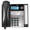 1070 Corded Four-Line Expandable Telephone, Caller ID
