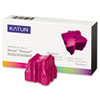 37992 Compatible 108R00724 Solid Ink Stick, Magenta, 3/BX