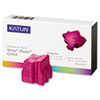 37976 Compatible 108R00661 Solid Ink Stick, Magenta, 3/BX
