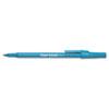 Paper Mate® Ballpoint Stick Pen, Blue Ink, Medium, Dozen PAP3311131