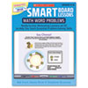 SMART Board Lessons with CD, Math, Grades 3-6, 48 pages