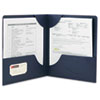 Smead® Lockit® Two-Pocket Folder