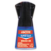 Super Glue Brush On, 0.17 Oz, Clear