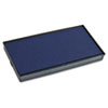 Replacement Ink Pad for 2000PLUS 1SI10P, Blue