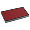 2000 PLUS® 2000 PLUS Replacement Ink Pad for Printer P10, Red COS065485