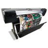 HP Designjet Z5200 PostScript Inkjet Large Format Printer - 44